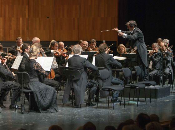 Adriana Lecouvreur Salzburger Festspiele 2019 Mozarteumorchester Salzburg Marco Armiliato