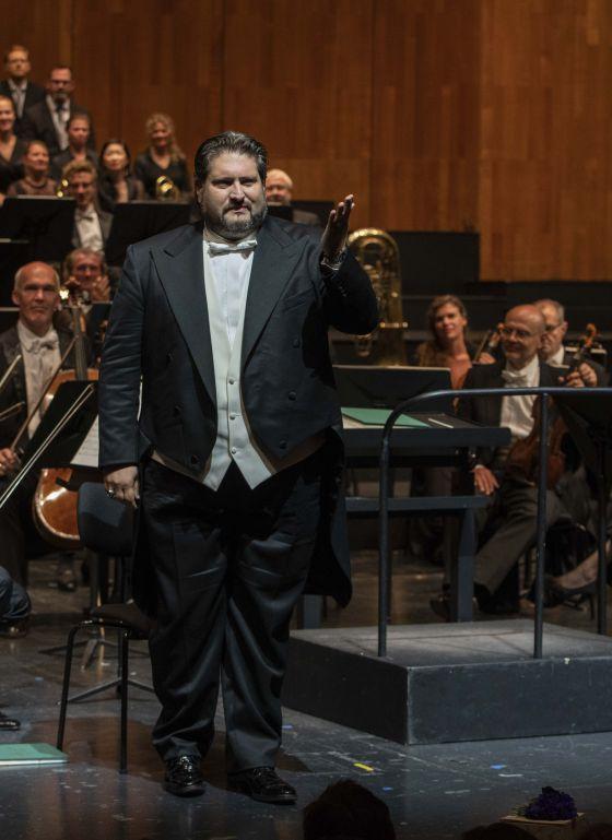 Nicola Alaimo Adriana Lecouvreur Salzburger Festspiele 2019