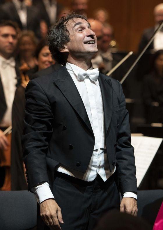 Marco Armiliato Adriana Lecouvreur Salzburger Festspiele 2019