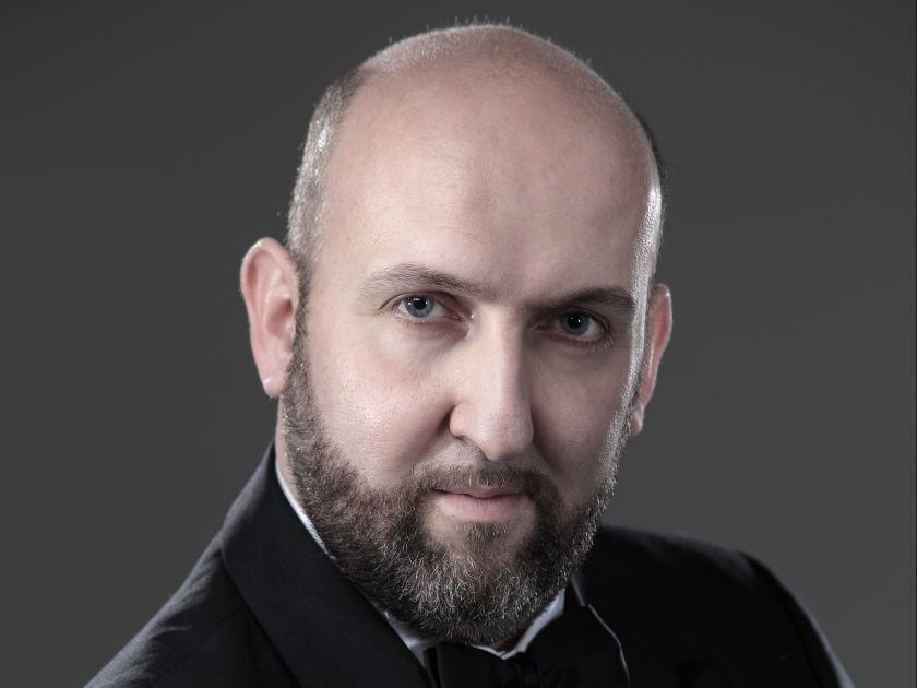 André Heyboer Sänger Bariton