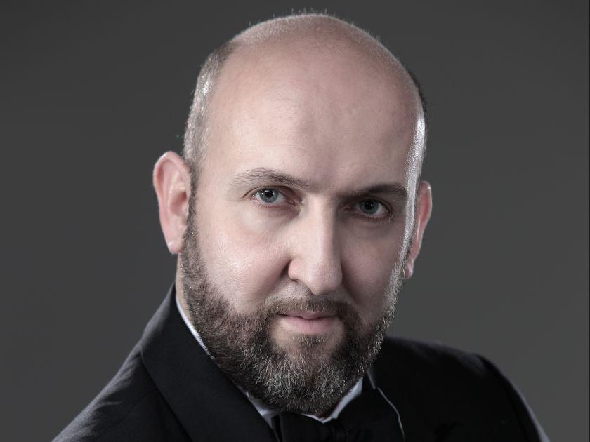André Heyboer Singer Baritone