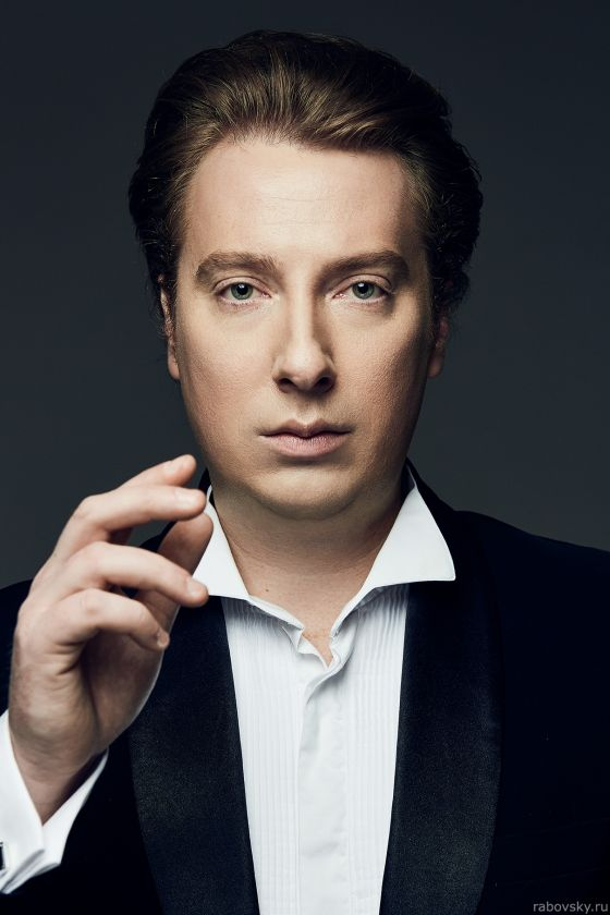 Boris Pinkhasovich Singer Baritone