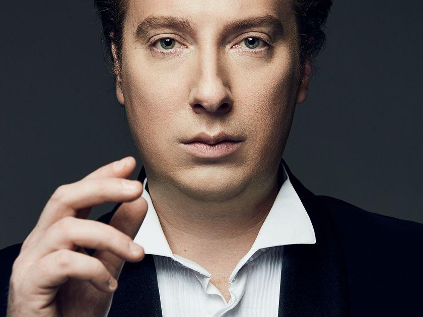 Boris Pinkhasovich Sänger Bariton