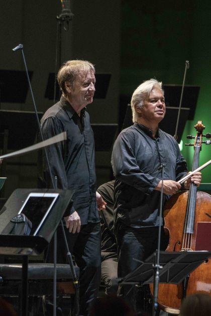 Clemens Hagen, Stefan Hussong, Camerata Salzburg Salzburger Festspiele 2019