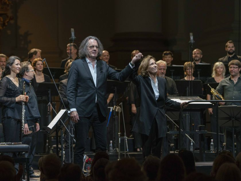 Pascal Dusapin, Laurence Equilbey Camerata Salzburg Salzburger Festspiele 2019