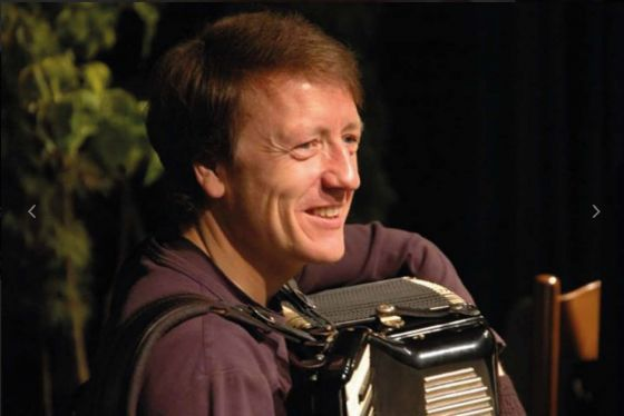 Stefan Hussong accordionist