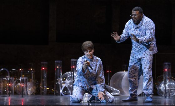Paula Murrihy Russell Thomas Idomeneo Salzburger Festspiele 2019