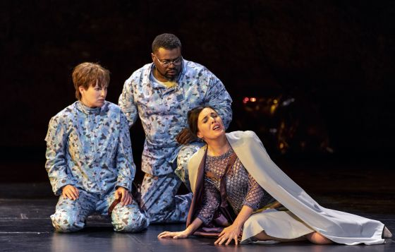 Russell Thomas Paula Murrihy Nicole Chevalier Idomeneo Salzburger Festspiele 2019