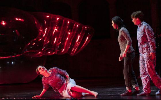 Paula Murrihy Ying Fang Nicole Chevalier Idomeneo Salzburger Festspiele 2019