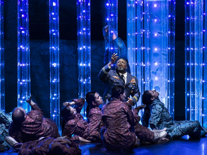 musicAeterna Choir of Perm Opera Russell Thomas Jonathan Lemalu Idomeneo Salzburger Festspiele 2019