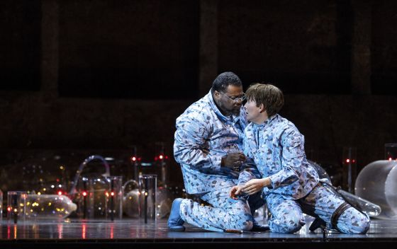 Russell Thomas Paula Murrihy Idomeneo Salzburger Festspiele 2019