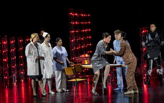 Paula Murrihy Nicole Chevalier Ying Fang Idomeneo Salzburger Festspiele 2019