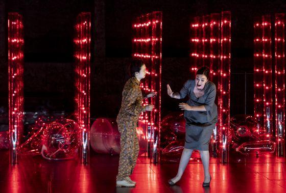 Nicole Chevalier Ying Fang Idomeneo Salzburger Festspiele 2019