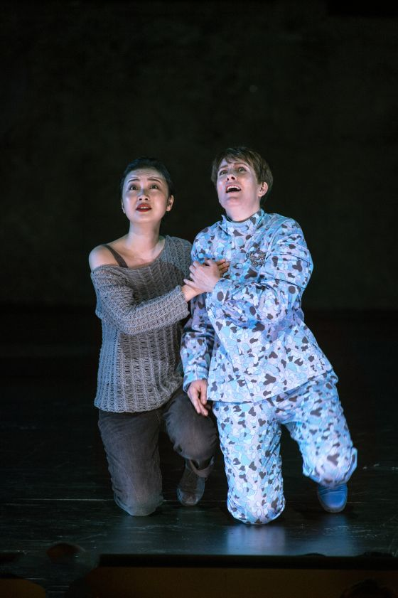 Paula Murrihy Ying Fang Idomeneo Salzburger Festspiele 2019