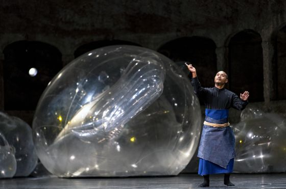 Arikitau Tentau Idomeneo Salzburger Festspiele 2019