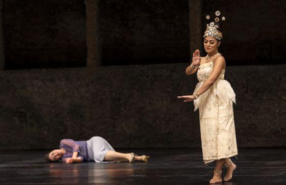 Brittne Mahealani Fuimaono Nicole Chevalier Idomeneo Salzburger Festspiele 2019