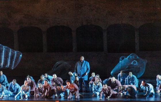 Idomeneo Salzburger Festspiele 2019Issachah Savage
