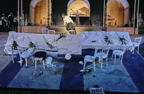 Tobias Moretti Jedermann Salzburger Festspiele 2019