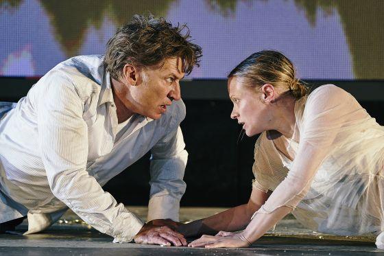 Mavie Hörbiger Tobias Moretti Jedermann Salzburger Festspiele 2019