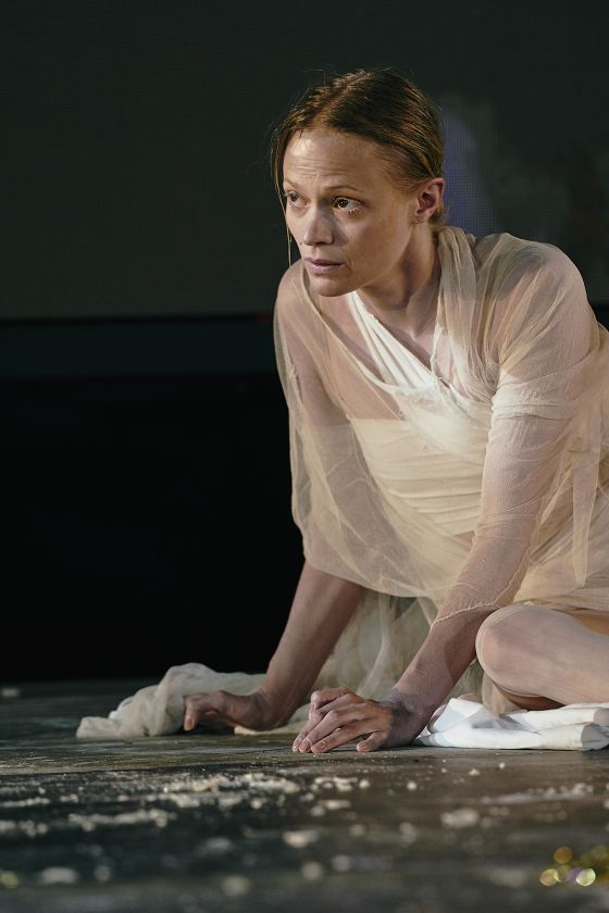 Mavie Hörbiger Jedermann Salzburger Festspiele 2019