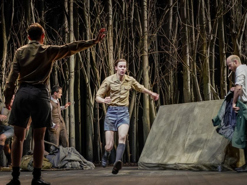 Moritz Gottwald, Lukas Turtur Jugend ohne Gott Salzburger Festspiele 2019
