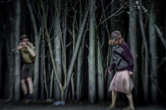 Laurenz Laufenberg, Alina Stiegler Jugend ohne Gott Salzburger Festspiele 2019