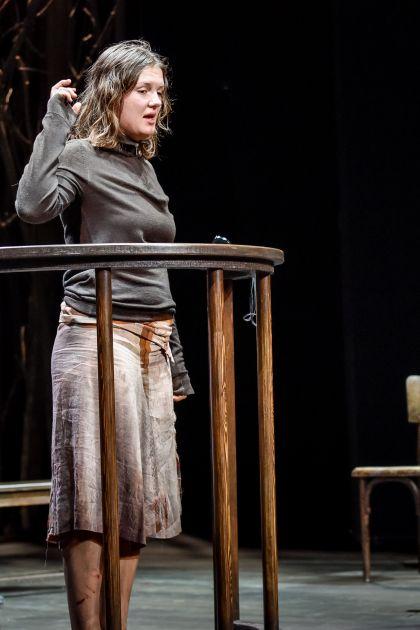 Laurenz Laufenberg, Alina Stiegler, Moritz Gottwald, Lukas Turtur Jugend ohne Gott Salzburger Festspiele 2019
