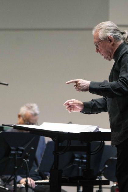 Sylvain Cambreling, Klangforum Wien Salzburger Festspiel 2019