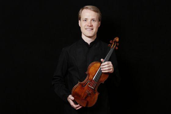 Christoph Koncz Violin Violinist Vienna Philharmonic