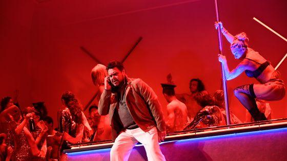Vitalij Kowaljow Médée Salzburger Festspiele 2019