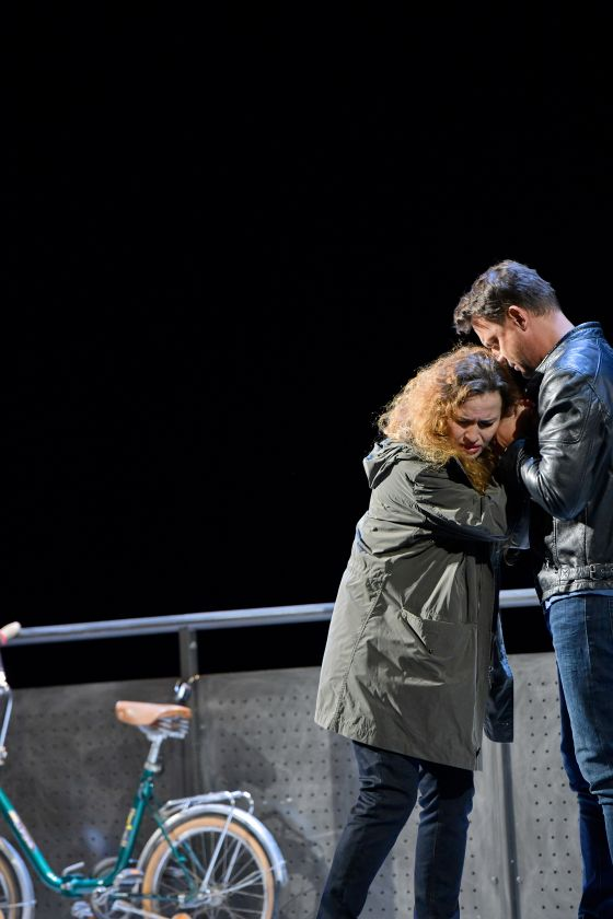Pavel Černoch Elena Stikhina Médée Salzburger Festspiele 2019