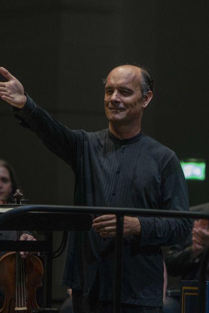 Franck Ollu Medeamaterial Salzburger Festspiele 2019