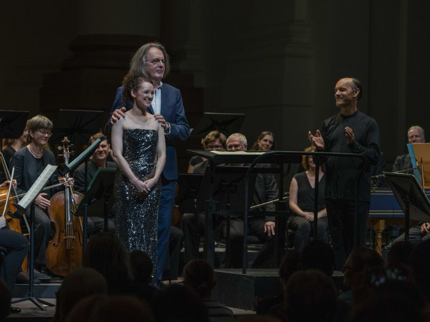 Jennifer France, Pascal Dusapin, Franck Ollu, Akademie für Alte Musik Berlin Medeamaterial Salzburger Festspiele 2019