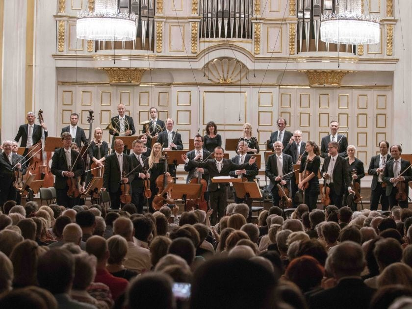 Riccardo Minasi, Mozarteumorchester Salzburg Mozart-Matinee Salzburger Festspiele 2019
