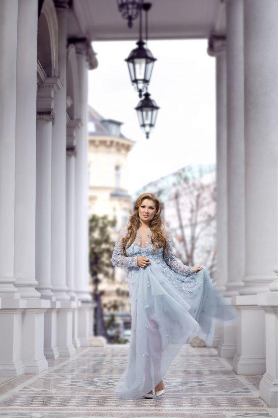 Adriana Lecouvreur Salzburger Festspiele 2019 Anna Netrebko
