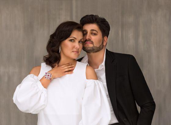 Adriana Lecouvreur Salzburger Festspiele 2019 Anna Netrebko & Yusif Eyvazov