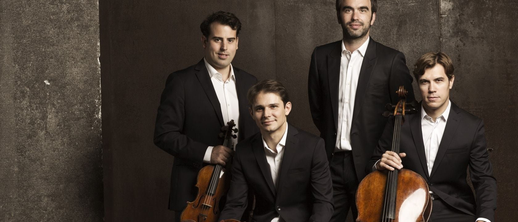 Quatuor Modigliani string quartet