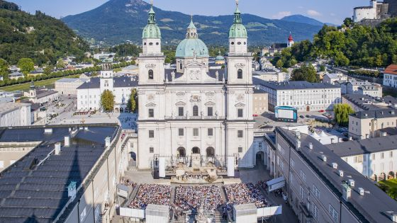 Salzburger Festspiele Jedermann