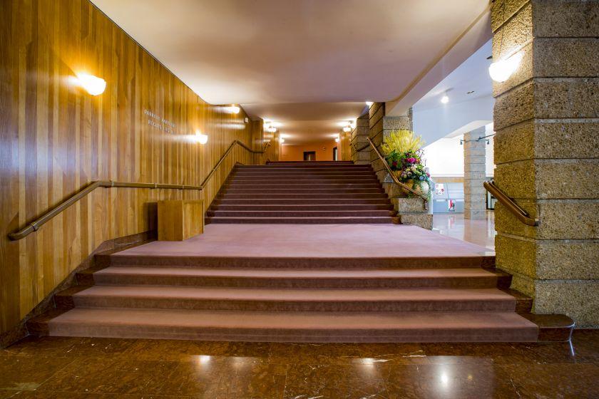 Großes Festspielhaus Salzburger Festspiele