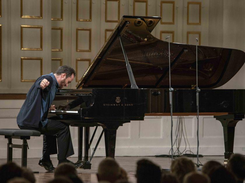 Solistenkonzert Igor Levit 1 Salzburger Festspiele 2019