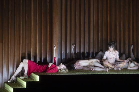 Dagna Litzenberger, Genija Rykova Sommergäste Salzburger Festspiele 2019
