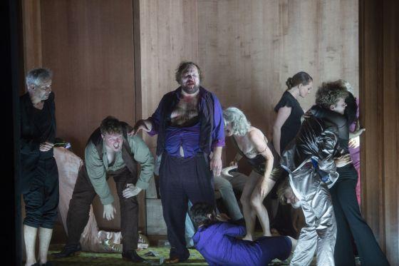 Maresi Riegner, Felix Kammerer, Gerti Drassl, Primož Pirnat, Sascha Nathan, Thomas Dannemann, Sommergäste Salzburger Festspiele 2019
