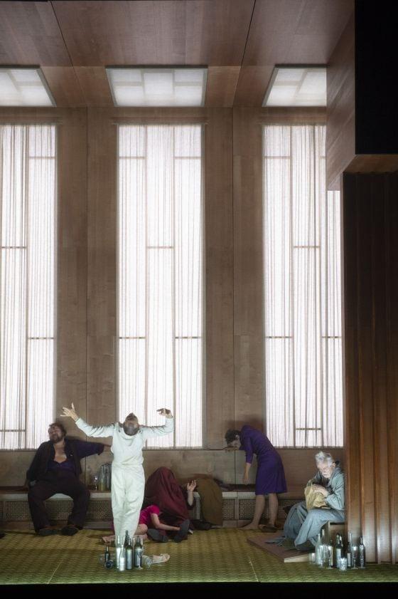 Martin Schwab, Marko Mandić, Primož Pirnat, Sommergäste Salzburger Festspiele 2019
