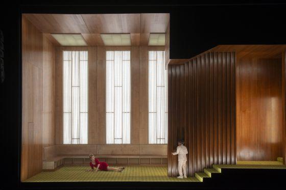 Genija Rykova, Emilio Schinwald Sommergäste Salzburger Festspiele 2019