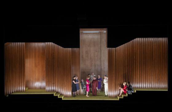 Marie-Lou Sellem, Marko Mandić, Matthias Buss, Mira Partecke, Martin Schwab, Gerti Drassl, Genija Rykova Sommergäste Salzburger Festspiele 2019