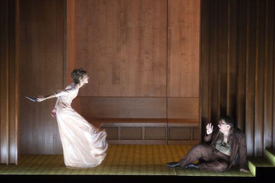 Dagna Litzenberger Vinet, Sascha Nathan RSommergäste Salzburger Festspiele 2019