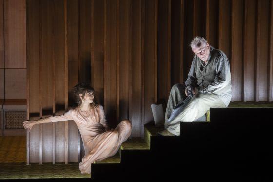 Dagna Litzenberger Vinet, Martin Schwab Sommergäste Salzburger Festspiele 2019