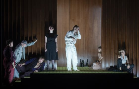 Marie-Lou Sellem, Dagna Litzenberger Vinet, Gerti Drassl, Martin Schwab, Matthias Buss, Marko Mandić, Mira Partecke, Sommergäste Salzburger Festspiele 2019