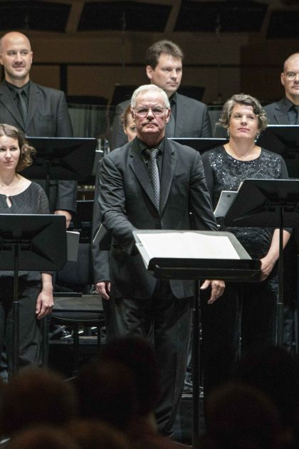 Marcus Creed, SWR Symphonieorchester, SWR Vokalensemble SWR Symphonieorchester Salzburger Festspiele 2019
