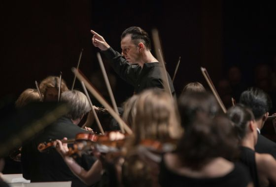 Teodor Currentzis, SWR Symphonieorchester, SWR Vokalensemble SWR Symphonieorchester Salzburger Festspiele 2019